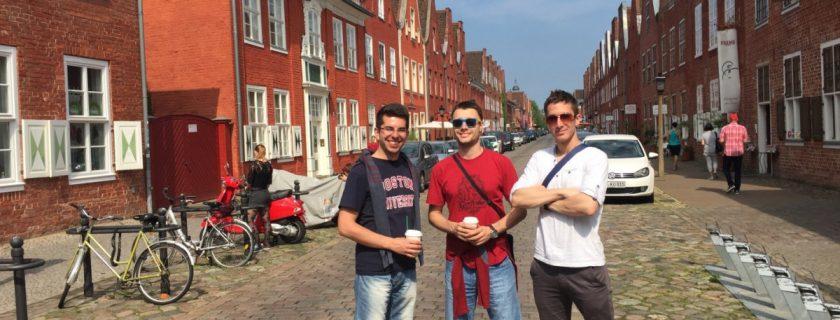 Internship story: Brotherhood on the rise