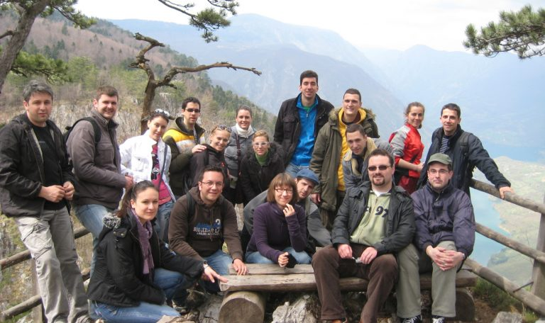2010_teambuildling Bajina Basta