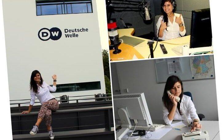 Internship at Deutsche Welle