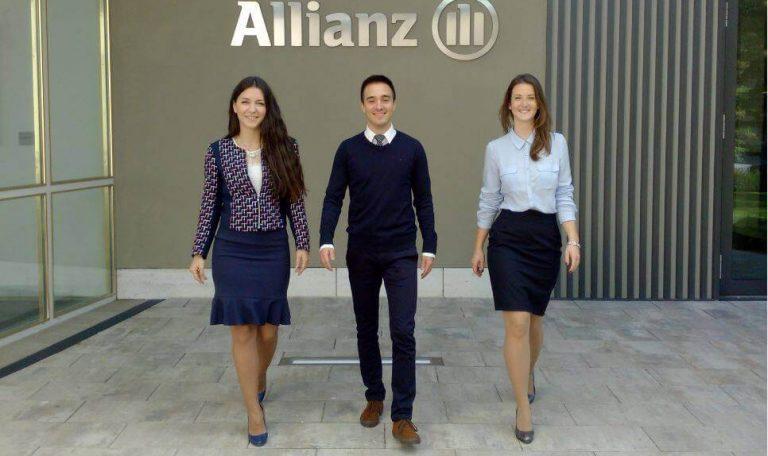 Internship at Allianz