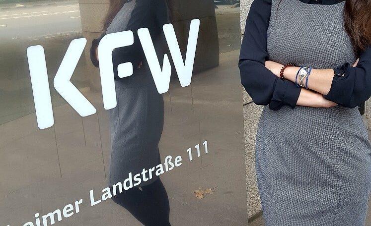 Internship at KfW